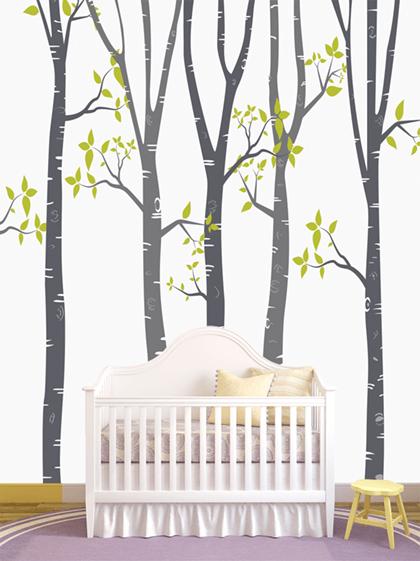 Papel Pintado Habitación De Bebé